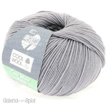 Cool Wool Baby -241 szary