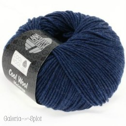 Cool Wool -490 ciemny granat