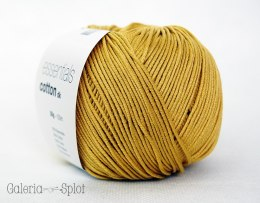 essentials cotton dk - 61 curry