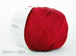 essentials cotton dk - 04 bordo