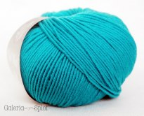 Cool Wool -502 turkus niebieski