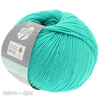 Cool Wool Baby -251 turkus